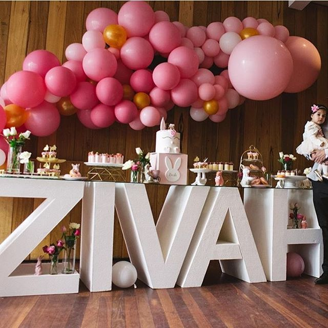 Happiest of first birthdays to Zivah. What a special day it was 💕. Thank you for the lovely image @1franjorgensen1 xx #theburstco