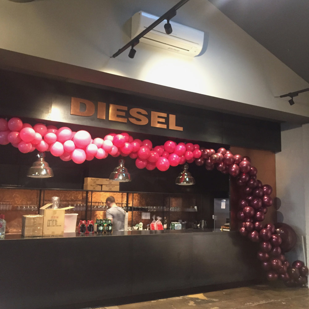 Estelle's engagement party - At the Diesel private showroomREQUEST A QUOTE