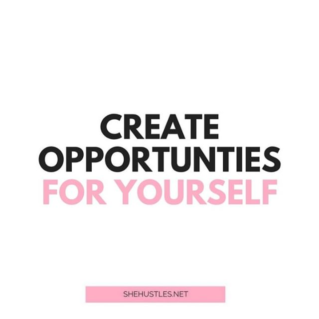 No one is going to create opportunities for you. And if something doesn't work out, you gotta keep pushing. It's just you and your life that you create for yourself.⠀⠀⠀⠀⠀⠀⠀⠀⠀ .⠀⠀⠀⠀⠀⠀⠀⠀⠀ .⠀⠀⠀⠀⠀⠀⠀⠀⠀ .⠀⠀⠀⠀⠀⠀⠀⠀⠀ #selfsuccess #buildyourbrand #buildyourdream #turndreamsintoreality #shehustles⠀⠀⠀⠀⠀⠀⠀⠀⠀ #successfulday #successmindset #mondaymotivations #howyouglow #mybeautifulmess⠀⠀⠀⠀⠀⠀⠀⠀⠀ #motivationoftheday #motivations #quoted #buildingbossladies⠀⠀⠀⠀⠀⠀⠀⠀⠀ #sisterhoodovercompetition #handsandhustle #bandogirlgang #dontquityourdaydream⠀⠀⠀⠀⠀⠀⠀⠀⠀ #caffeinateandconquer #beyourownboss #entrepreneurinspiration #entrepreneurmom⠀⠀⠀⠀⠀⠀⠀⠀⠀ #doer #communityovercompetiton #ohwowyes #creativityforlife⠀⠀⠀⠀⠀⠀⠀⠀⠀ #dowhatyoulovewhatyoudo #entrepreneurquotes