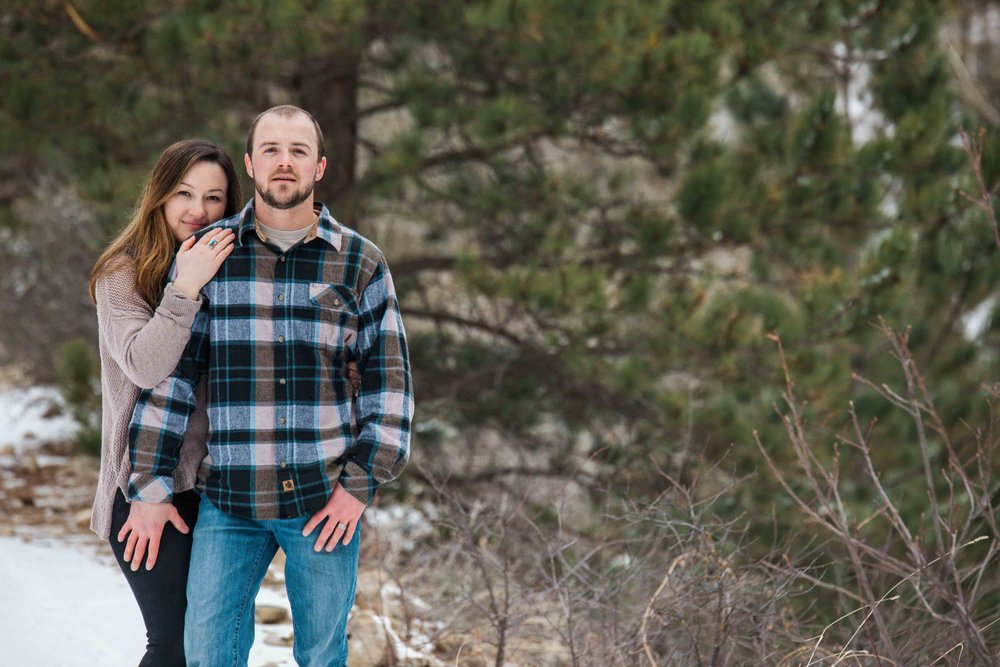 Sheridan Wyoming - Professional Photographer - Engagements & Weddings