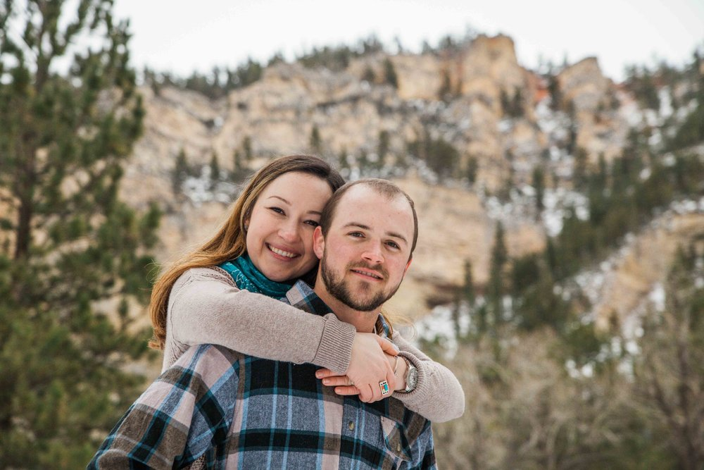 Sheridan Wyoming - Kerns Photography - Couples Photographer