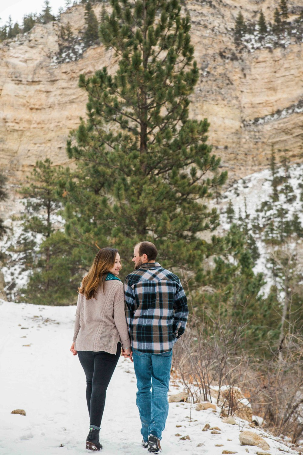 Walk with me - Sheridan Wyoming - Kerns Photography