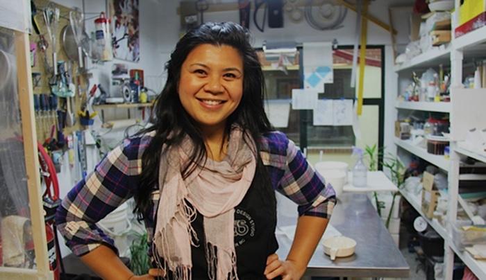 Diane Espiritu of Espiritu Design Studio
