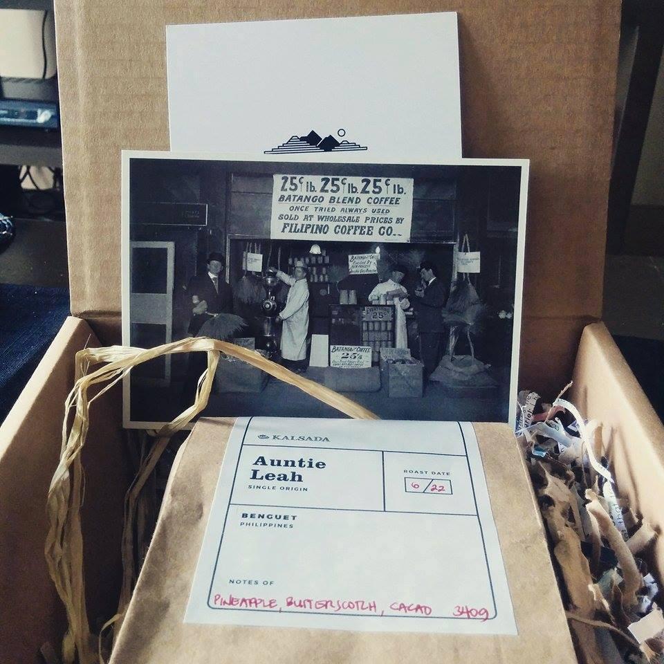 Auntie Leah retail bags, circa 2015.