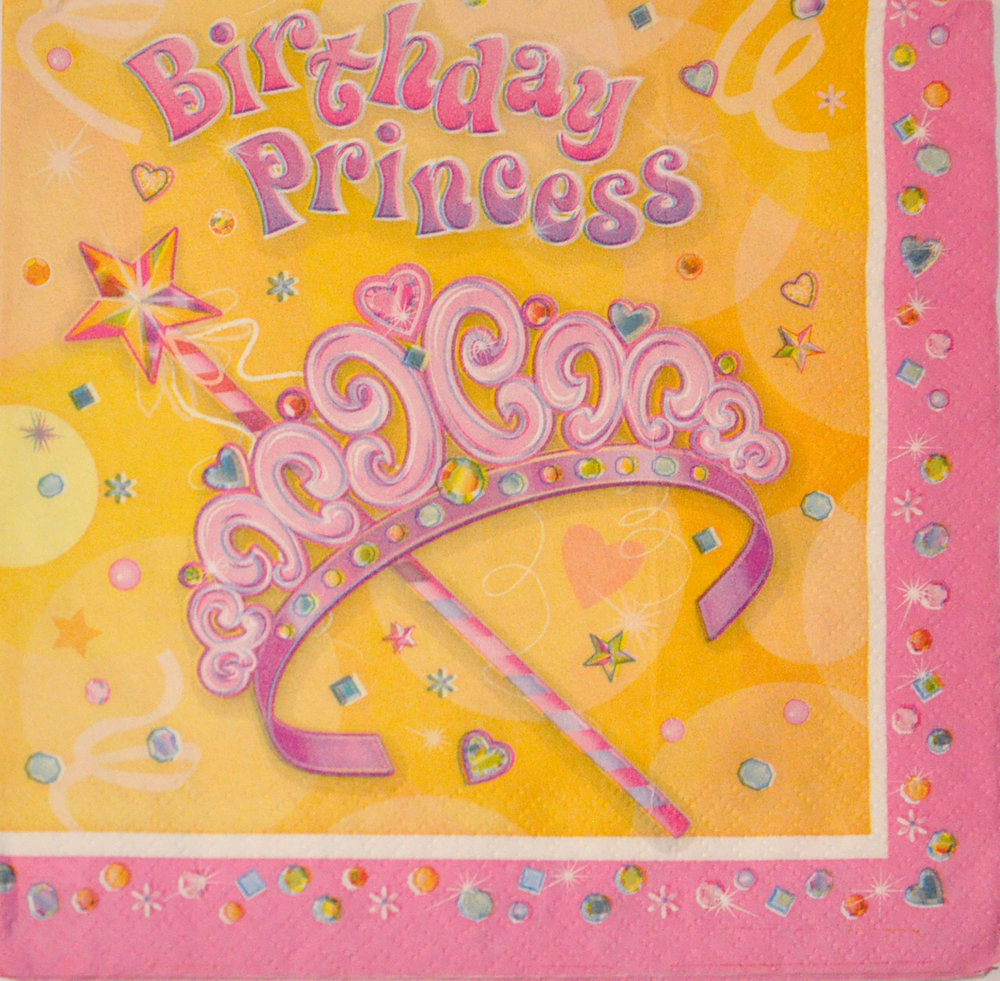 Princess Napkin