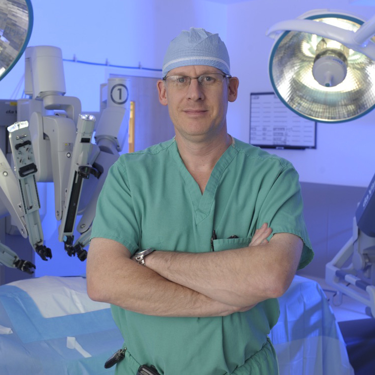 50 Robotic Surgeon, MD, FACS Referred many patients for post op rehab Client Since 2012