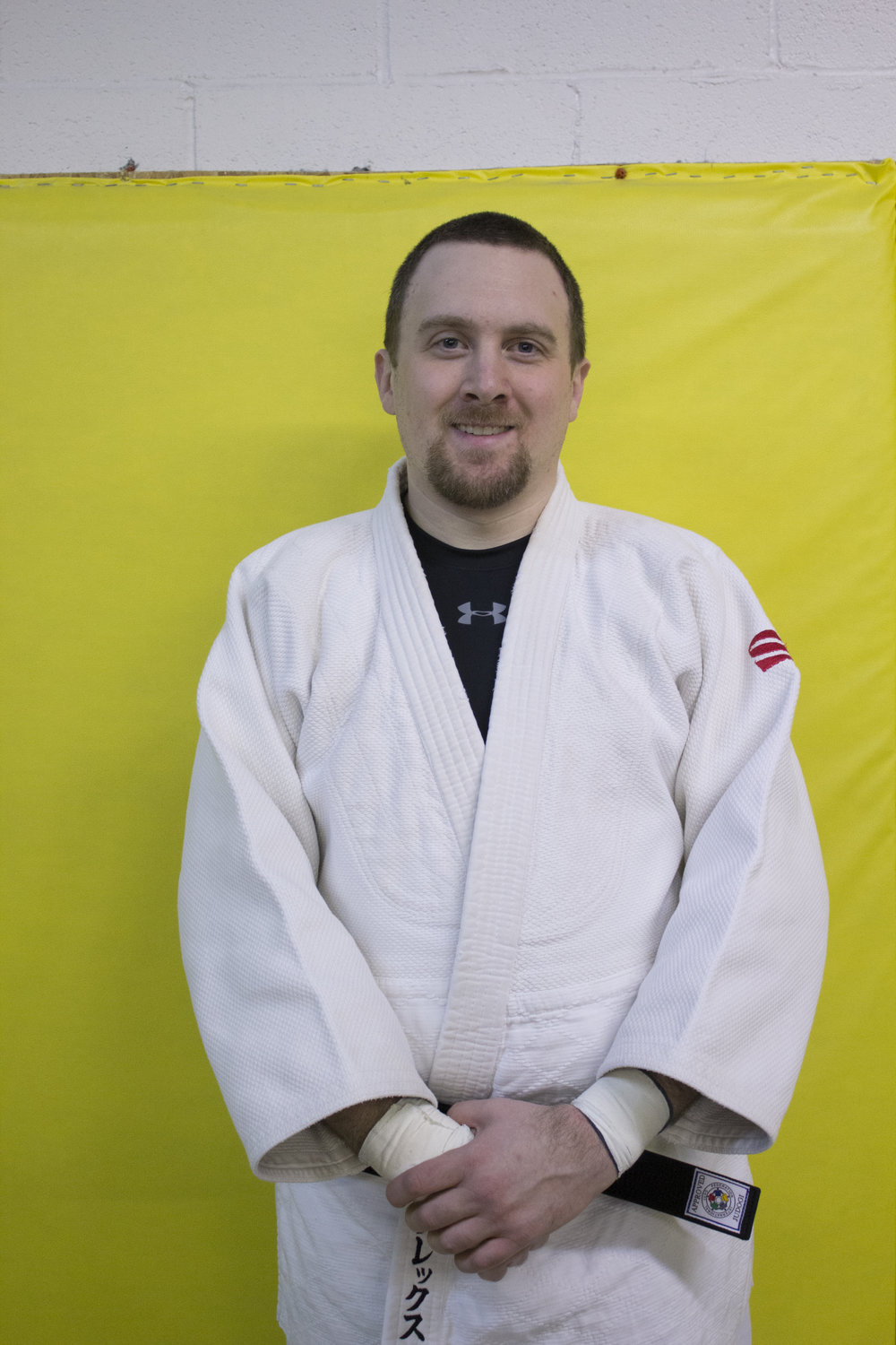 Alex - 1st Degree Black Belt