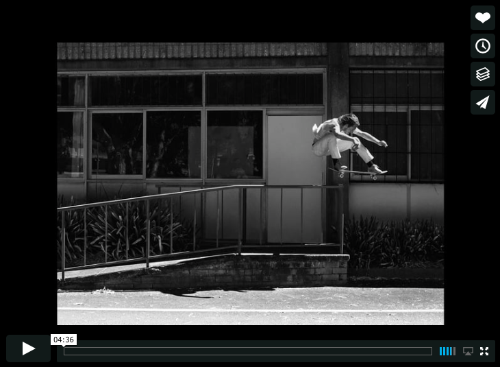 Austyn and a couple HUF friends stack some amazing clips in Australia.