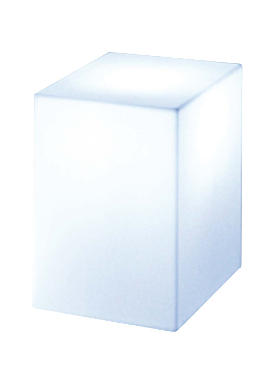 cube lumineux petit mod le. Black Bedroom Furniture Sets. Home Design Ideas