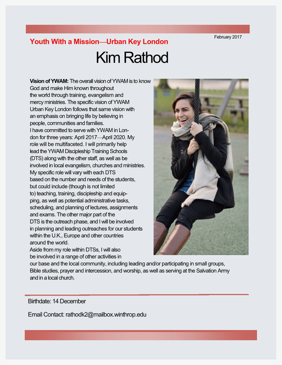 Kim Rathod