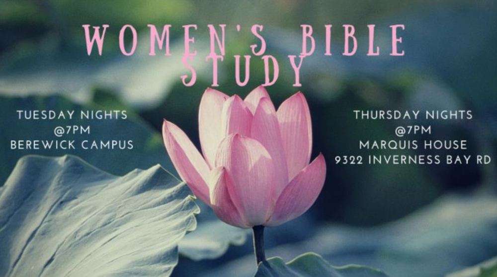 Tuesday nights at 7:00pm - Berewick Campus  OR   Thursday nights at 7:00pm - Please call Jill Marquis for details | 704.502.1750