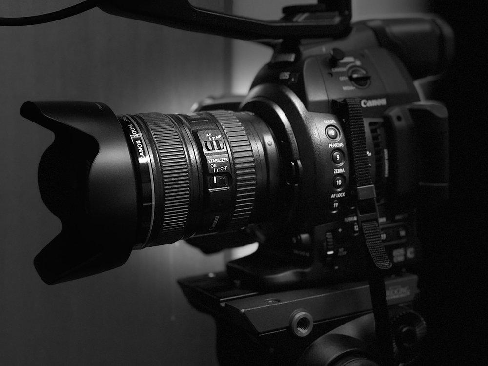 SCCC Videographer -