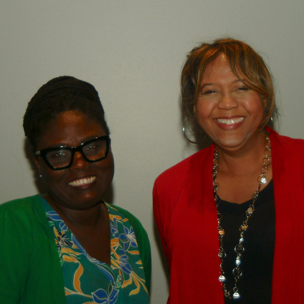 gennether banks and angela chaplin - 1st & 3rd Thursdays6:30-8:00PMat the eastfield campus