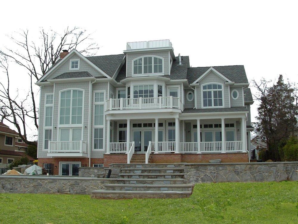 Eastern Ave Residence - Back