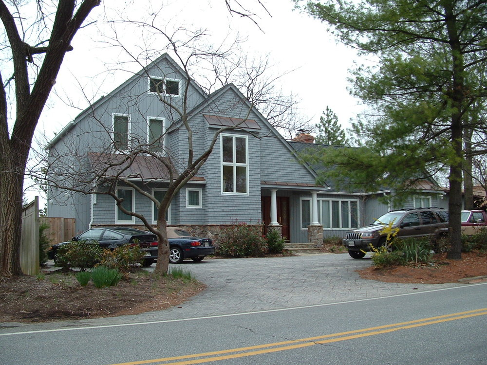 Ridgely Ave   Residence - Front