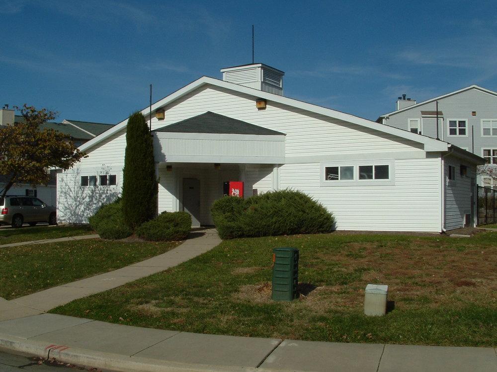 Annapolis Pool House