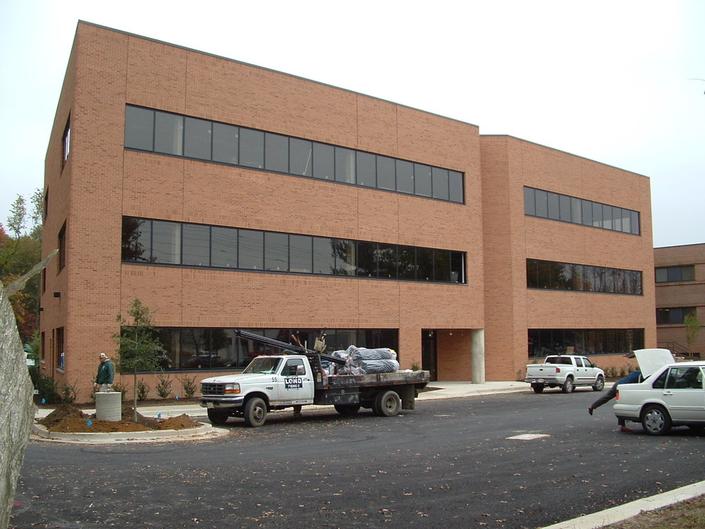 Whitehall Office Building