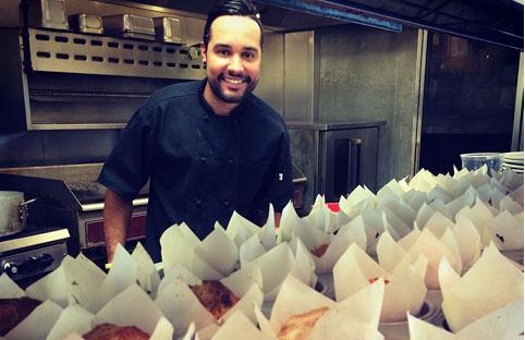 baker-preparing-muffins