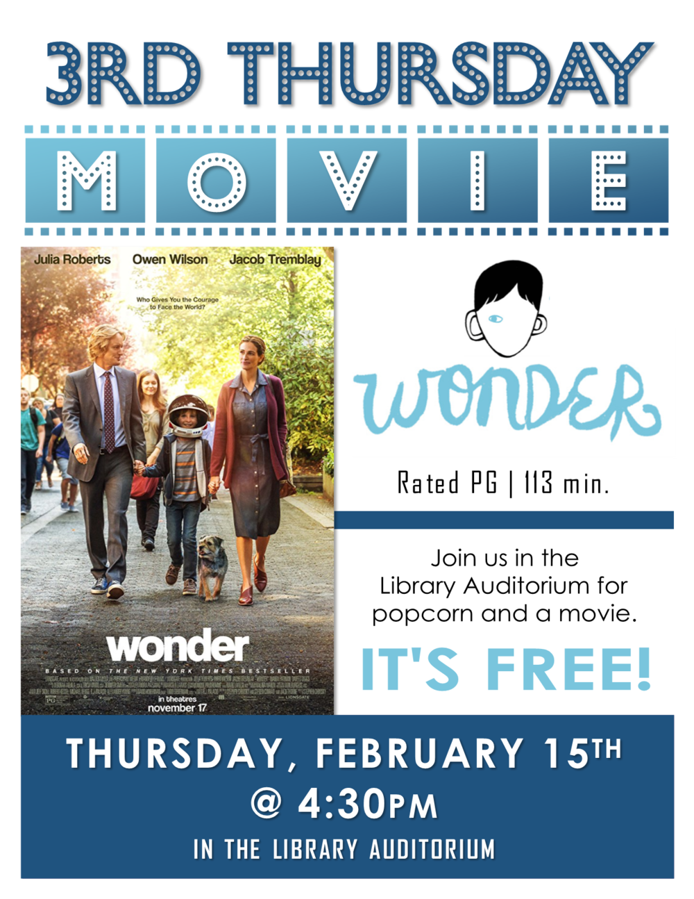 3rd Thursday Movie - Wonder.png