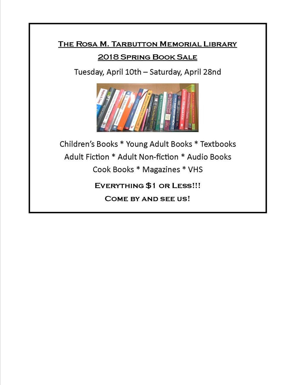 Spring 2018 Book Sale.jpg