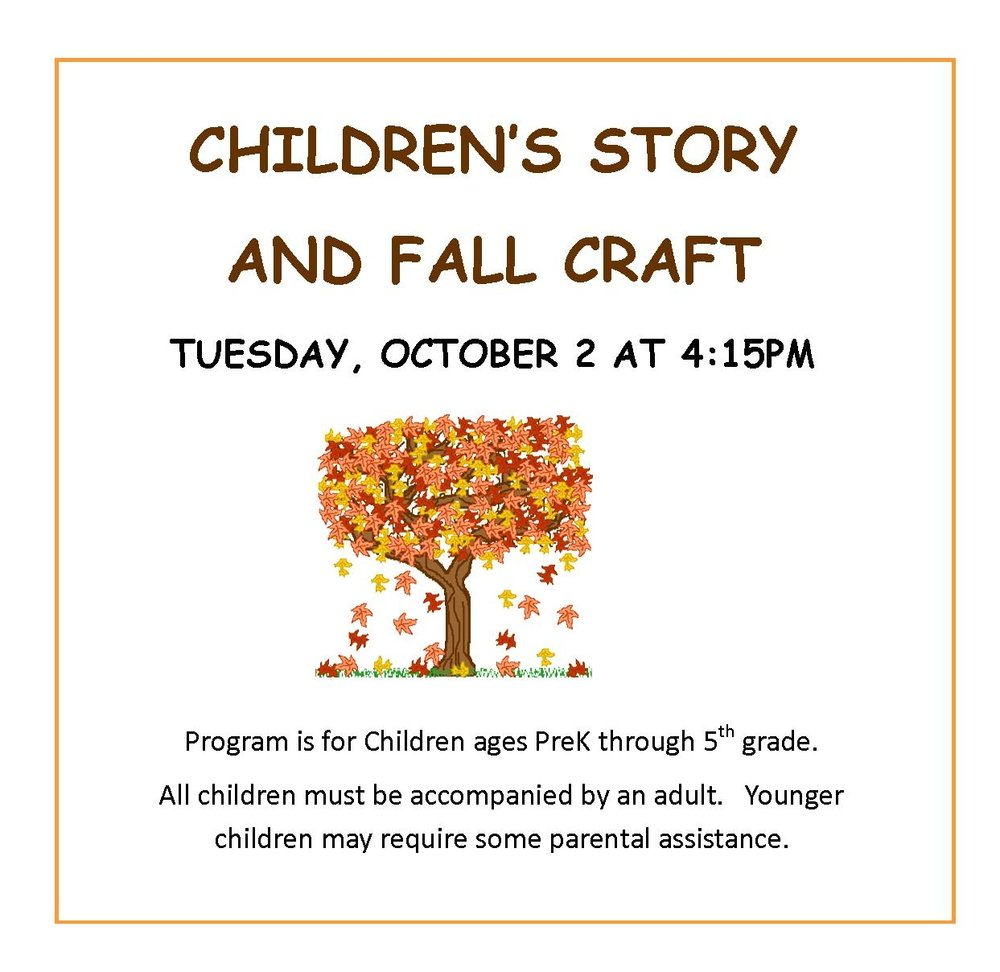 October Fall Craft and Story Library.jpg