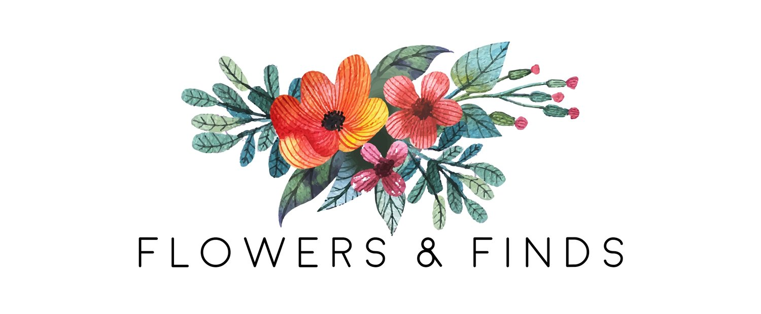 Flowers & Finds
