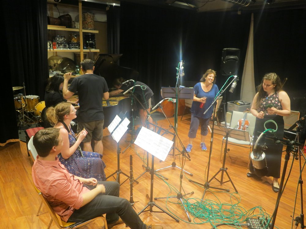 TCML 2017 Last recording