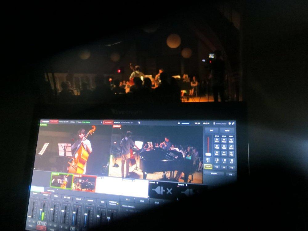 TCML 2017 Livestreaming