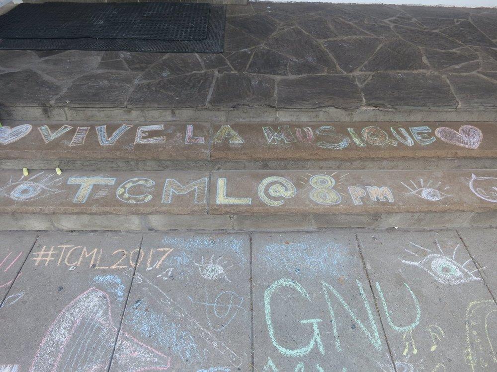 TCML 2017 Chalk