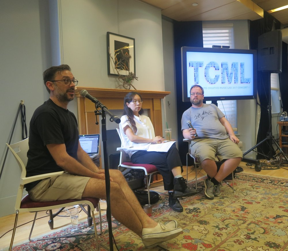 TCML 2017 Panel