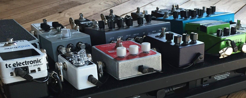 Puleo Guitars Pedal Board Wiring Basic Tube Amp Maintenance