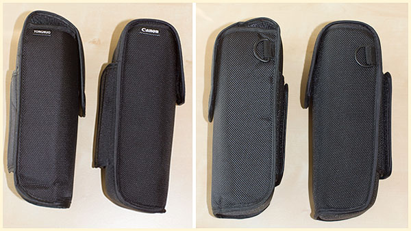 Yongnuo YP600EX-RT carry case