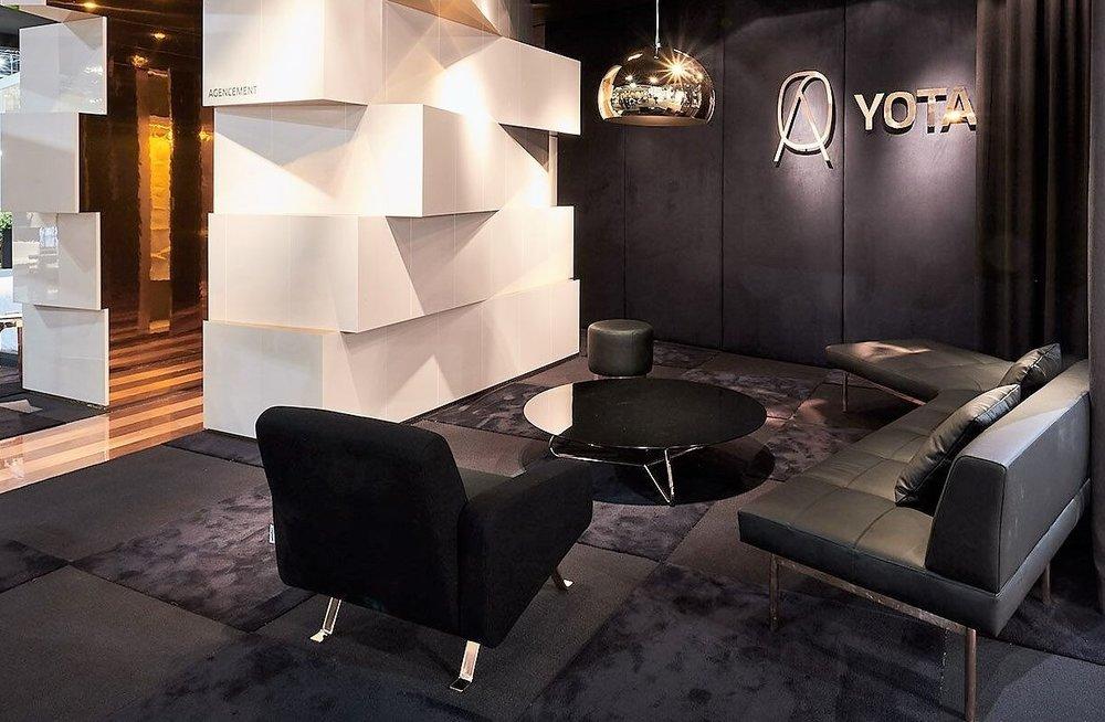 STAND YOTA DESIGN, SALON EQUIP HOTEL 2016