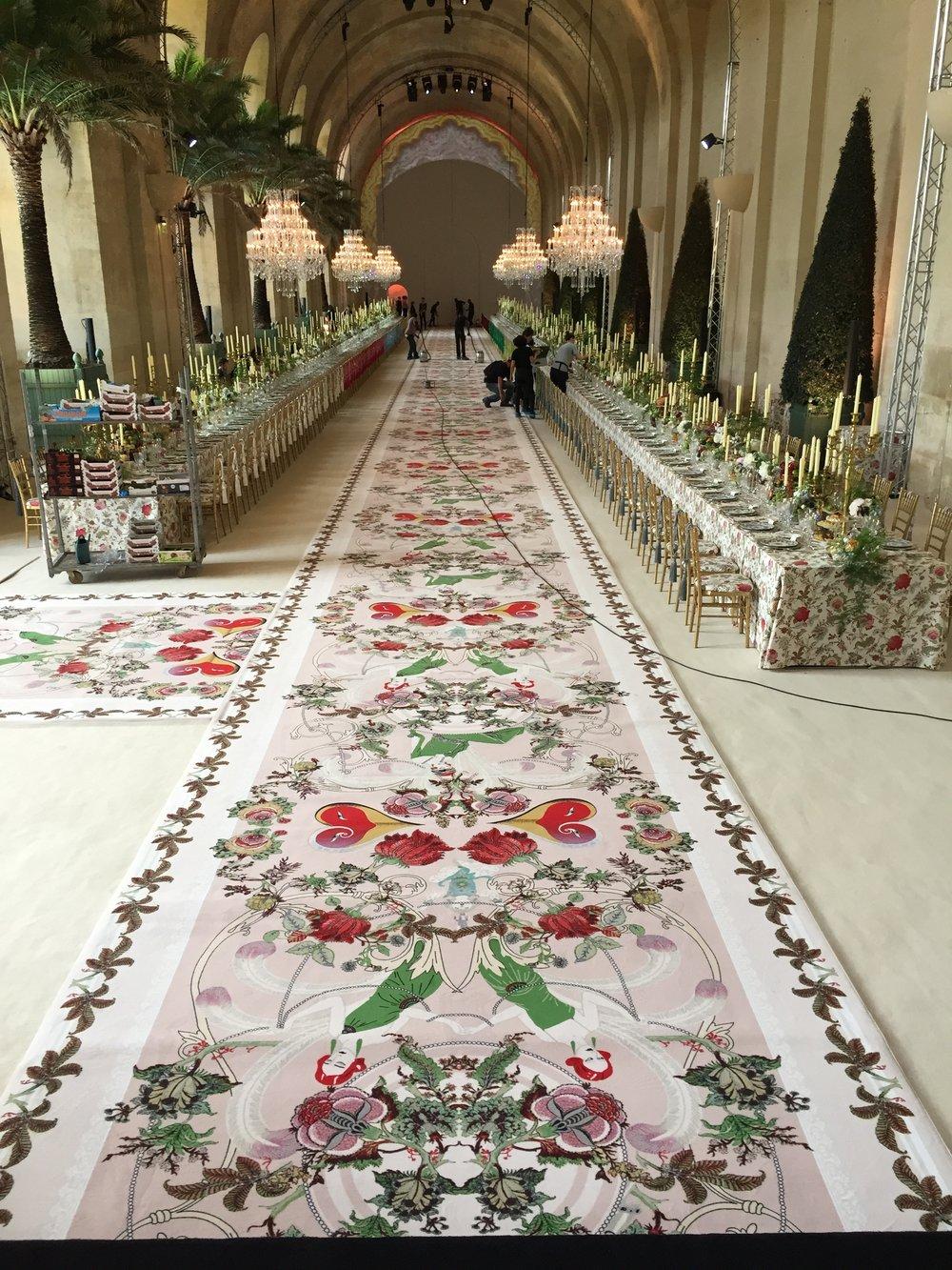 Mariage à l'Orangerie du Château de Versailles
