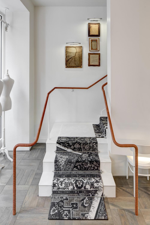 Tapis d'escalier - Maison Margiela