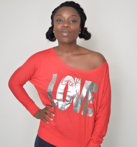 Hear the story behind #theLOVEshirt