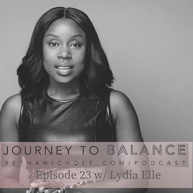 Expert Guest - Journey to Balance podcast - Lydia shares her philosphy for balancing her daily responsibilities of homeschooling her daughter, singing, public speaking and writing.  Have Lydia share on your radio or podcast.
