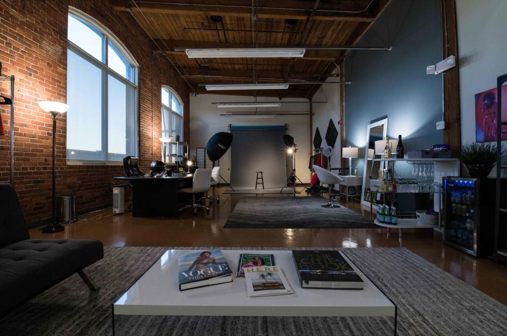 Halo's stunning studio space at Riverwalk