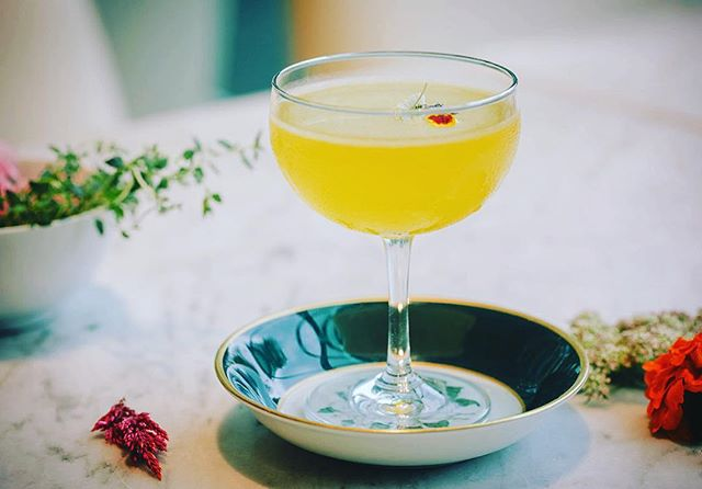 "Thank you the "" Bumblebee "" Love @thefoodlens .  Please, read the article and come in try one for yourself and your favorite and also find out how important this cocktail is for our bar program to get noticed. Hint : We are talking importance of pollination ✨🐝🐝🌷🌸🥀🌺🌹🌾🌻🌼🌎🌍🌕 @followthehoney @elleryblueheronfarm #cafeartscience #sustanibility #savethebees #savetheplanet #cambridgema #kendalsquare #cocktail #imbibegram 📸 @myfoodthoughts"