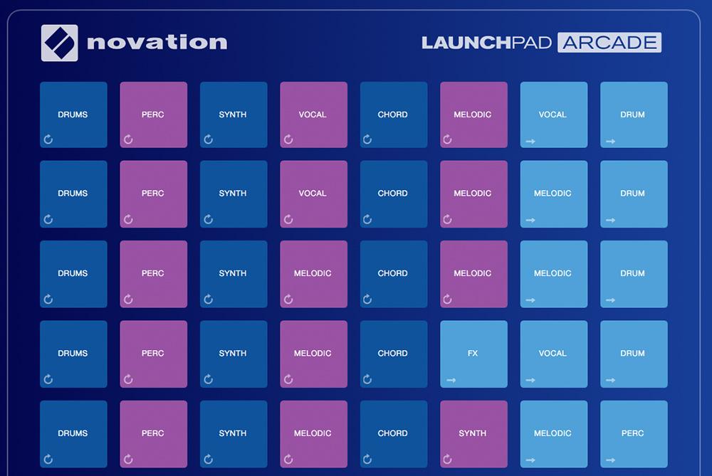 NOVATION LAUNCHPAD PC