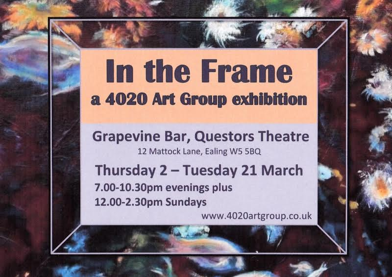 In the Frame a 4020 Art Group exhibition