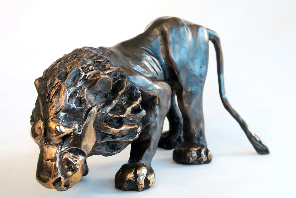African Lion-Lucky-Day-Kaisa-Kangro-2016