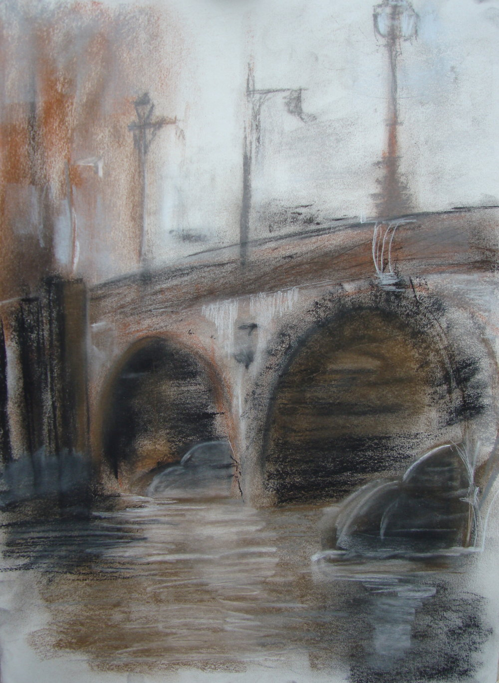 Kew Bridge Arches, Jan Marshall