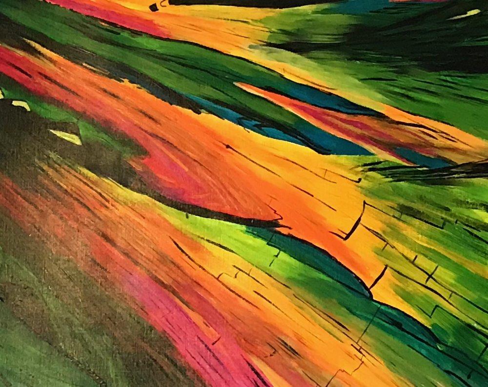 Tartaric Acid Crystals - Lynn Martinez