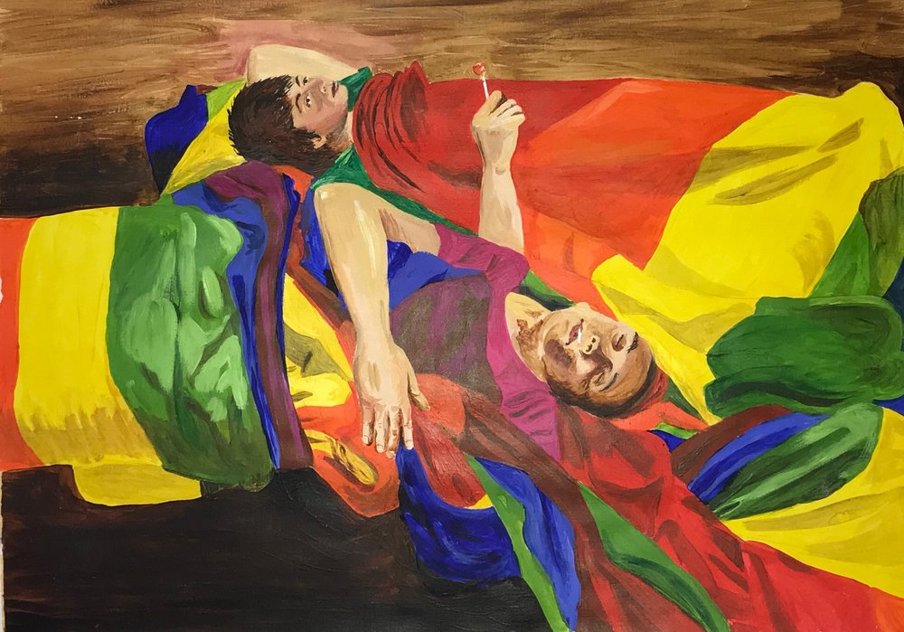 Sleepover - Lynn Martinez