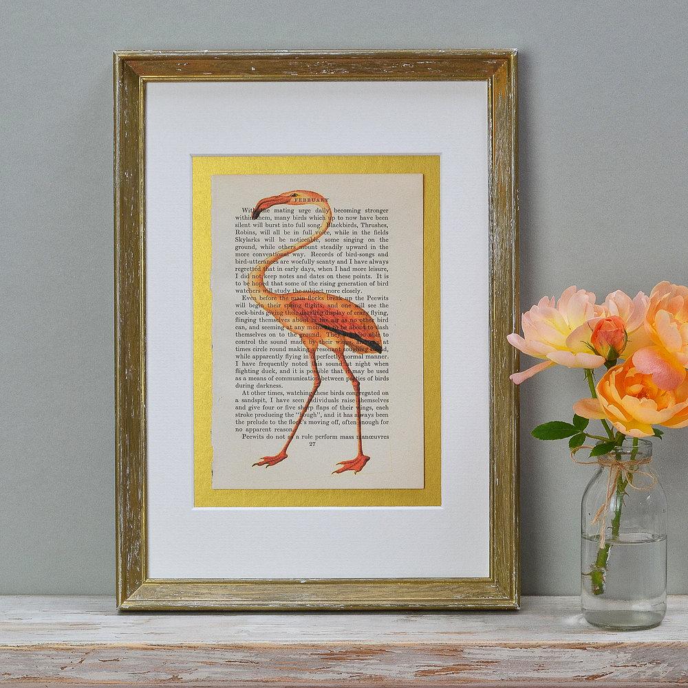 Lady Ebdon Prints Flamingo Print