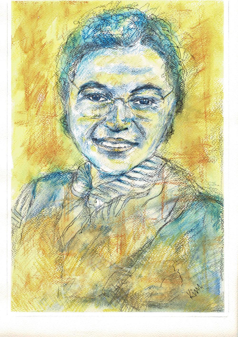 Rosa Parks - Kim McLaughlin