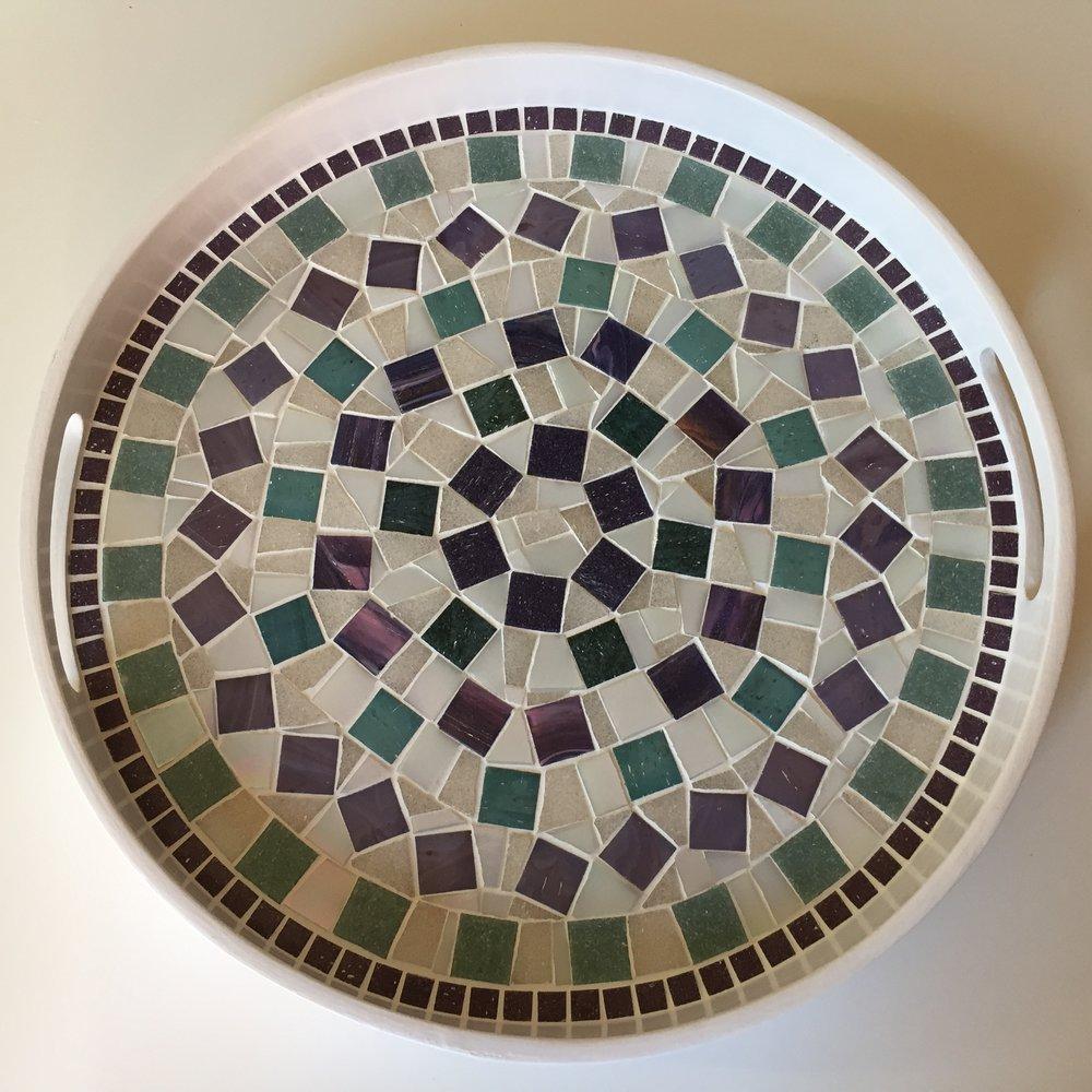 Kaleidoscope tray