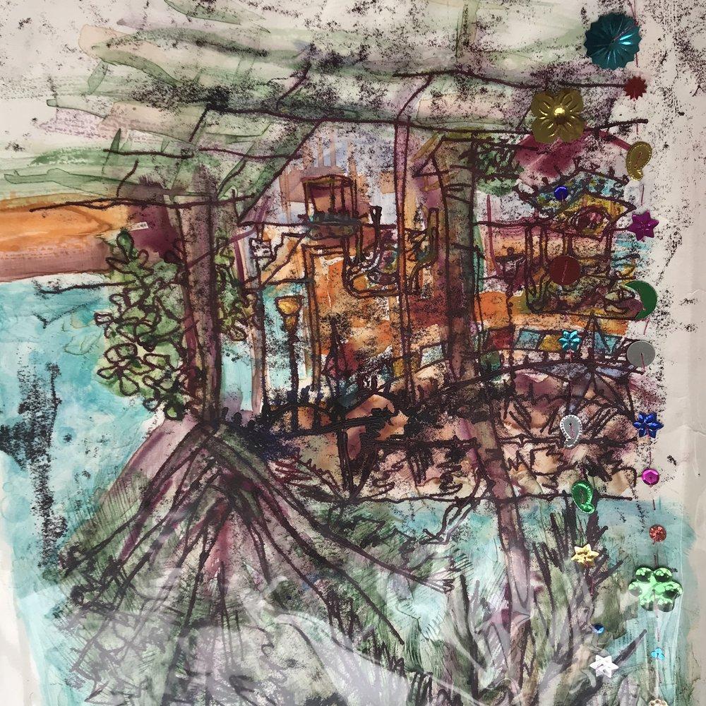 Garden, Calangute