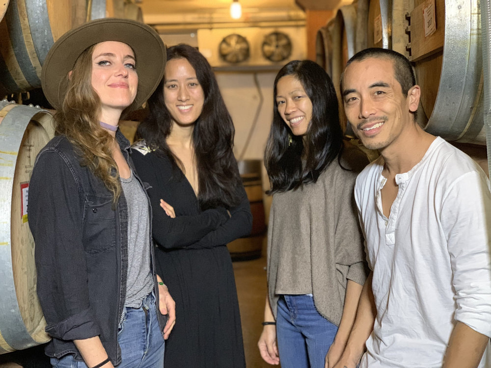 Cellar Sessions at City Winery in NYC with Vienna Teng, Melissa Tong, and Megan Slankard